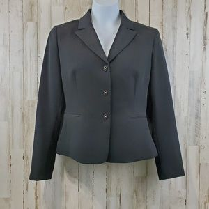 Tahari Arthur S Levine Womens Blazer Jacket 6P